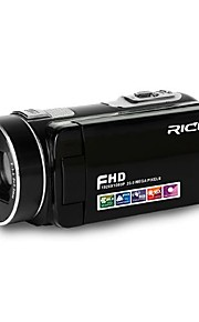 "rijke hd-800 hd 1080p pixels 13 megapixels 16x zoom 3 ""LCD-scherm Full HD digitale camera camcorder"