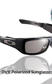 5,0 megapixel hd 1280x720 kamera solbriller med mp3-afspiller 8GB