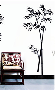 Wall Stickers Wall Decals, Bamboo PVC Wall Stickers