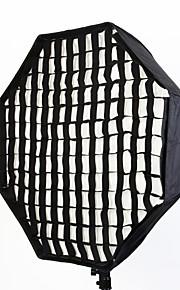 """griglia a nido d'ape per 120 centimetri 47 """"studio / strobo ottagono ombrello softbox"""