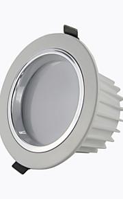 """éclairage 8a 4 """"18w cms 1620lm 2800-6500k blanc chaud / froid en aluminium coulée sous pression blanche LED Spots ac180-265v"""