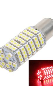 LED - Bil/SUV - Tågelys/Læselampe/Nummerpladelys Lampe/Bremselys/Baklampe ( Rød