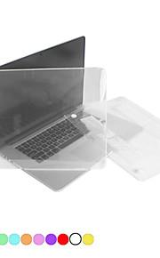 MacBookのための保護ポリカーボネート半透明のフルボディクリスタルケースは、網膜ディスプレイと「13.3をプロ