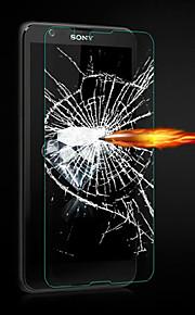premie härdat glas skärm skyddsfilm till Sony Xperia e4
