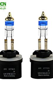 ENCN 880 H27W 12v 27w 5000K TELEEYE intenso lampadine auto luce alogene sostituire fendinebbia aggiornamento