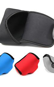 dengpin neopreen soft camera beschermhoes zakje voor Fujifilm x30 (verschillende kleuren)