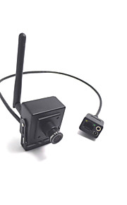 sistema de seguridad inalámbrica oculta cámara ip wifi 720p HD mini cctv puerta de la casa de audio video portero ONVIF pequeña cámara web