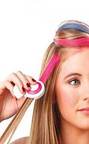 engangsavgift hårfarge fire typer farge