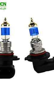 xencn HB3 9005 12v 100w p20d 5000K TELEEYE intense lys tyskland kvalitet halogen pære uv filter auto lampe