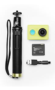 Xiaoyi full hd sport bluetooth4.0 wifi waterdichte camera met houder