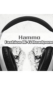 Hammo bedrade hoofdtelefoon fishion hifi-hoofdtelefoon geboren voor de kwaliteit van de muziek en het leven een uitstekende