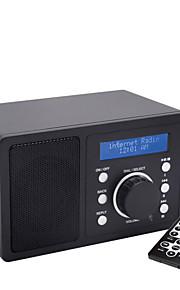 mutimedia DLNA la radio internet wifi senza fili con comando a distanza