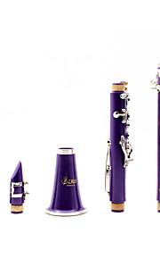 Clarinet Instrument Clarinet Clarinet B The Clarinet (Purple)