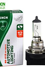2PCS XENCN H11B 12V 55W 3200K Clear Series Original Car Headlight OEM Quality Halogen Bulb Auto Fog Lamps