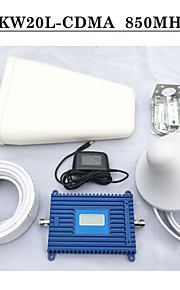 850MHz Repeater UMTS 850 Cell Phone Signal Booster Repetidor De Sinal De Celular GSM 850 Mobile Signal Repeater Kits