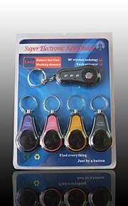 trådløse anti-tabte Key Finder alarm fjernbetjening nøgle receiver søgende locator 4 i 1