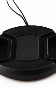 Dengpin 52mm Camera Lens Cap for Panasonic DMC-GF7 GF6 GF5 GF3 GF2 GF1 14-45 45-150 45-200 14-42mm +a Holder Leash Rope