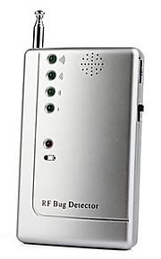 anti-spion trådløse pinhole kamera og rf bug detektor (0-6ghz)