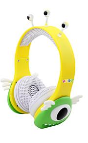 vPro de805 headset høj kvalitet professionelle børn iført børn headset typen høreværn