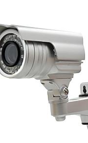 "bullet zoom bewakingscamera 1/3 ""sony 1000tvl waterdichte cctv camera lens 4-9mm OSD video surveillance camera"