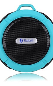 draadloze draagbare waterproof bluetooth speaker v3.0 + A2DP ISSC stereo bass douche outdoor auto luidspreker