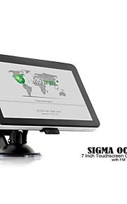 Universeel - 5 inch - 480 x 272 - GPS Navigatie