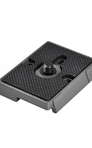 mengs® m-200pl kamera quick release plade med 1/4 inch skrue til stativ kuglehovedet