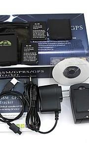gprs positie tracker mini a8 tracking, GSM / GPRS / GPS track via zowel pc&smartphone app, voor kinderen / huisdier / auto