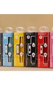 de nieuwe mode van 3,5 mm algemeen in-ear koptelefoon (verschillende kleuren)