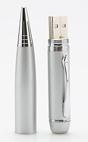 co-crea 8 GB een sleutel tot hoge kwaliteit hd digitale recorder (zilver, k-20)