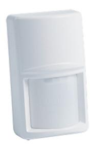 brogen ™ détecteur de pir sans fil avec technologypir de brevet microwavepet sélectionnable immunitaire et micro-ondes