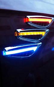 moderne besturing spatbord zijlicht auto auto LED stadslicht marker richtingaanwijzer 2 stuks