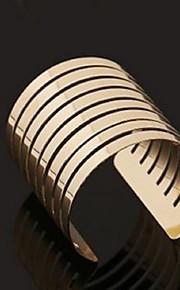 Manschett Armband Dam Rostfritt Stål
