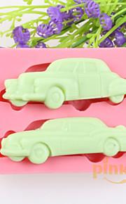 автомобили помадной торт шоколадный силиконовые формы, формы для выпечки украшения инструменты