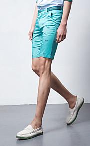 Pantaloncini Uomo Casual Cotone