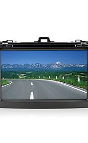 """8 """"2 din auto dvd-speler voor 2007-2013 toyota corolla met bluetooth, gps, tv, fm"""