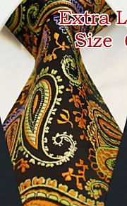 Men's Business Paisley Multicolor Ties