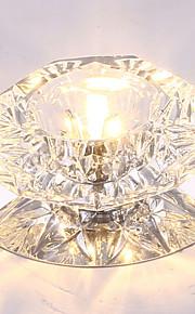 5W Energy Saving Modern LED Ceiling Light LED Crystal Ceiling Light Down light bulb Lamp