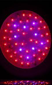 morsen® 50w 3500lm 50leds Полный спектр НЛО привело растут огни цветок лампа (85-265В)