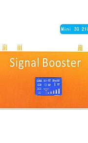 nieuwe LCD-display 3g 2100MHz mobiele telefoon signaal repeater versterker dekking 500m²
