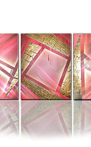 visuell star®fantasy duk målning handmålade modern oljemålning redo att hänga