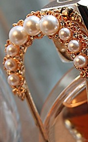 Women's Rhinestone/Imitation Pearl Headpiece - Wedding/Special Occasion/Office & Career/Outdoor Hair Stick 1 Piece