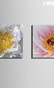 e-Home® venytetty kankaalle taide kukat ydin koriste maalaus sarja 2