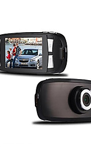 CAR DVD - 4608 x 3456 - con CMOS 5.0 MP - para Full HD/Salida de Vídeo/G-Sensor/Detector de Movimiento/Gran Angular/1080P