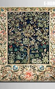e-Home® venytetty kankaalle taidetta puita ja ruohoa koriste maalaus yksi kpl