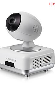 hosafe 720p wifi ip kamera pan / tilt ONVIF nattesyn bevægelsesdetektering nyhedsmail hosafe-1mw14