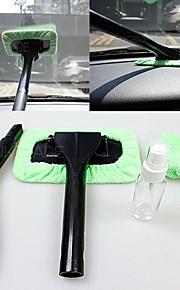 microfiber voorruit auto wisser kit vensterglas borstel set