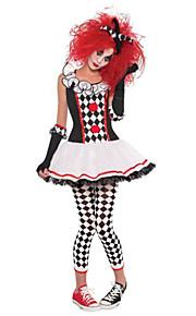 Burlesque kostymer - Halloween/Karneval - Kostume - Kjole/Bukser/Hansker/Hodeplagg - til Kvinnelig