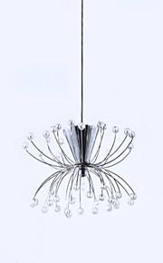 Simple Modern Dandelion Crystal Pendant lamp Patented Product 1