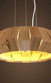 Hängande lampor - Living Room/Bedroom/Dining Room/Sovrum/Matsalsrum - Rustik/Stuga/Kontor/företag - Flush Mount Lights